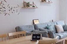 木质的家具好温馨,适合小户型,很温暖的家~ 屋住图_1