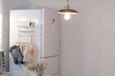 木质的家具好温馨,适合小户型,很温暖的家~ 屋住图_6