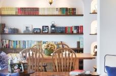 130㎡空间里的圆拱门,让家更添复古时尚气息图_3