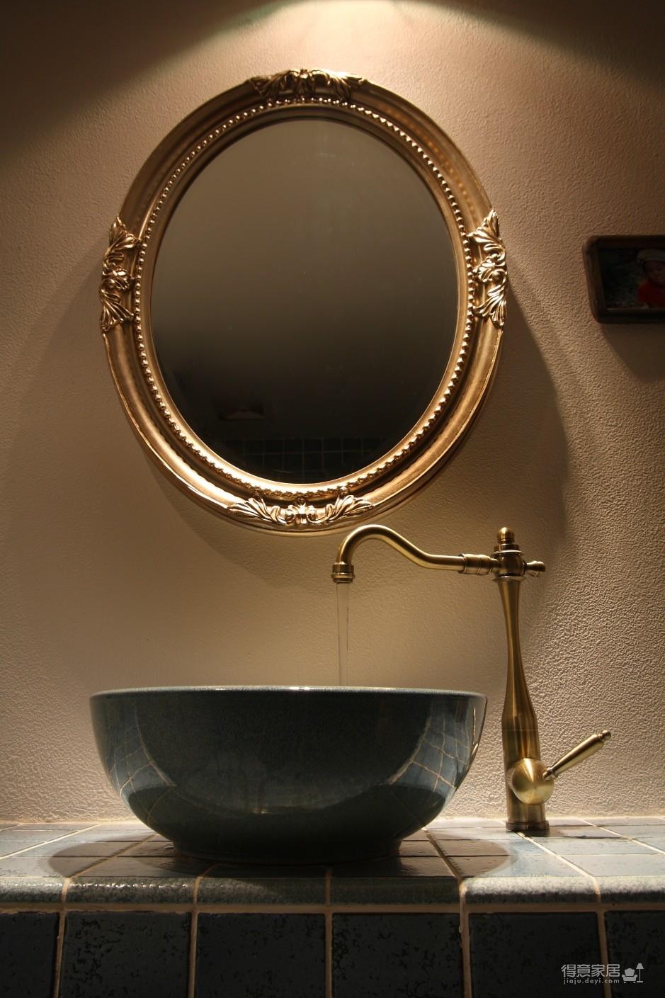 130㎡空间里的圆拱门,让家更添复古时尚气息图_24