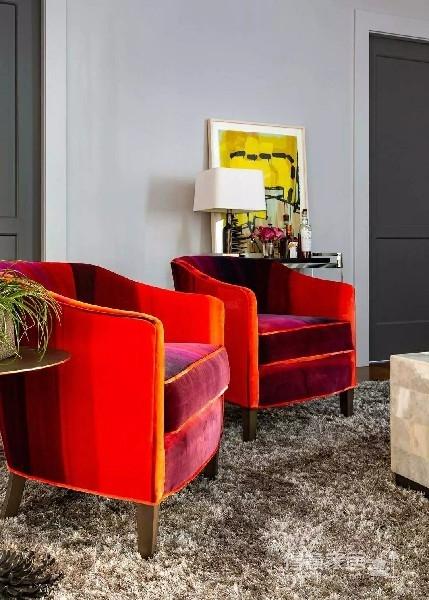 高级灰+红色,纷繁色彩掀起冬季热潮图_7