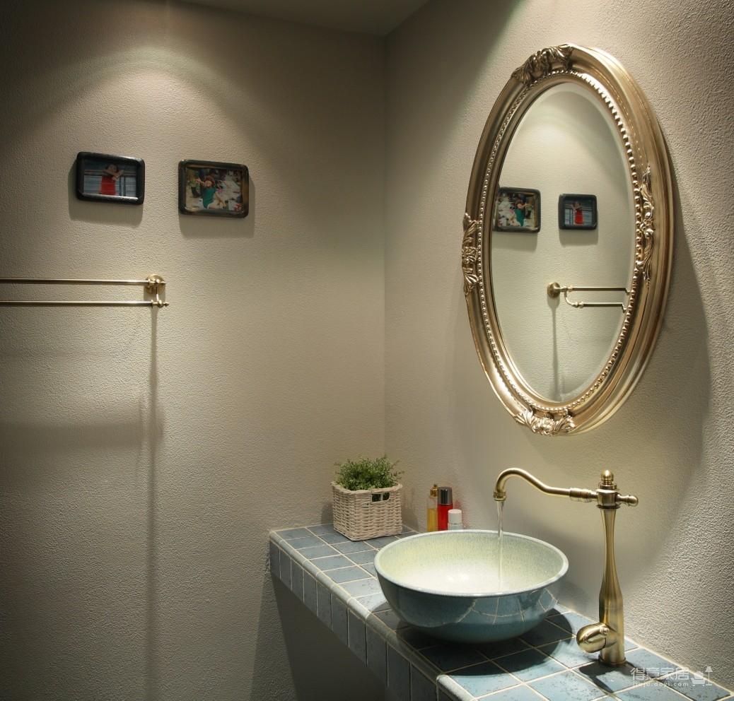130㎡空间里的圆拱门,让家更添复古时尚气息图_23