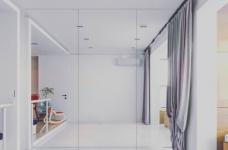 一房一厅,舞蹈家的迷你公寓图_3