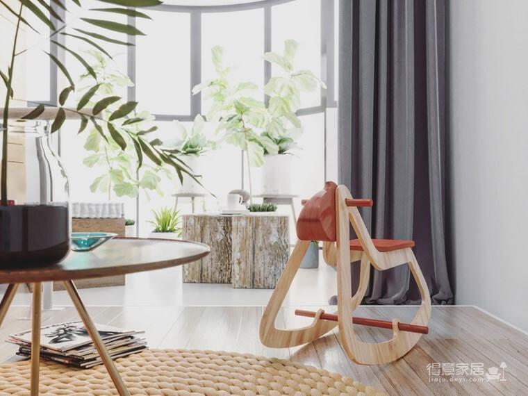 一房一厅,舞蹈家的迷你公寓图_5