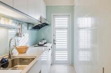 小户型北欧二居室装修设计,高颜值与强收纳并存图_8