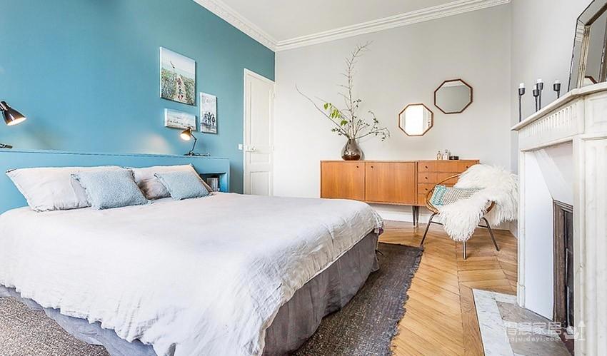 小户型北欧二居室装修设计,高颜值与强收纳并存图_4