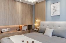 155平现代轻奢装修,客厅的设计确实奢而不华,线条感很强图_5