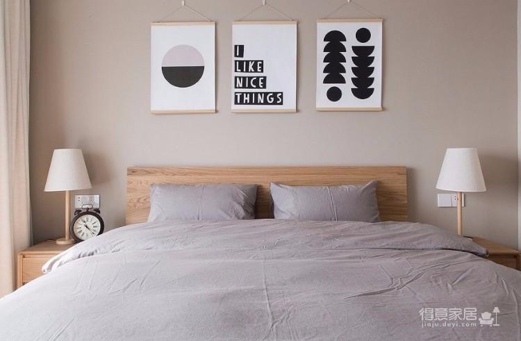 整体采用简约的日式风格装修,房间原木元素的搭配,让整个空间自然舒适,给人一种安静休闲的环境。图_7