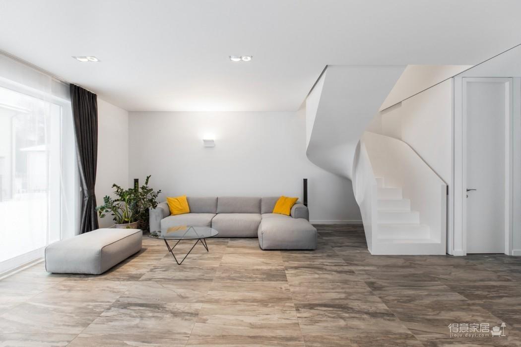 丽水家园100平现代北欧风格