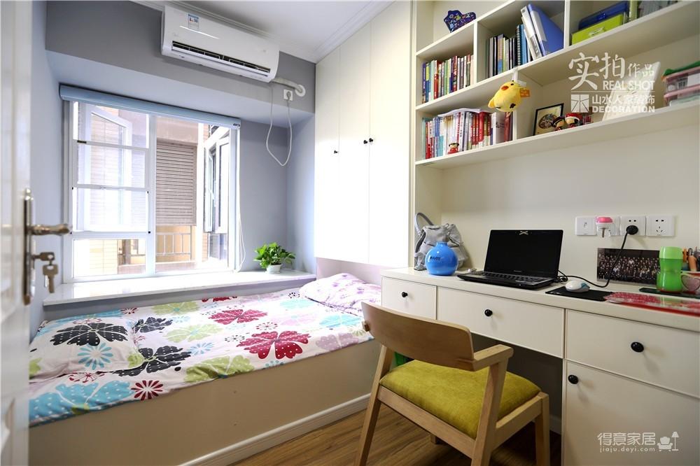 87平两室两厅北欧-