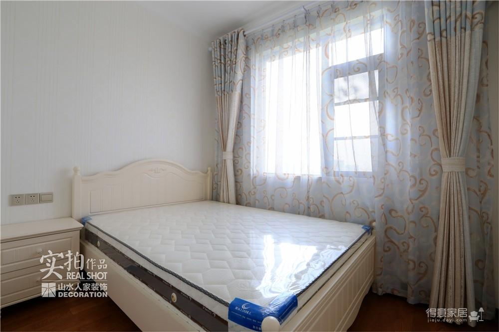 121平三室两厅简欧风