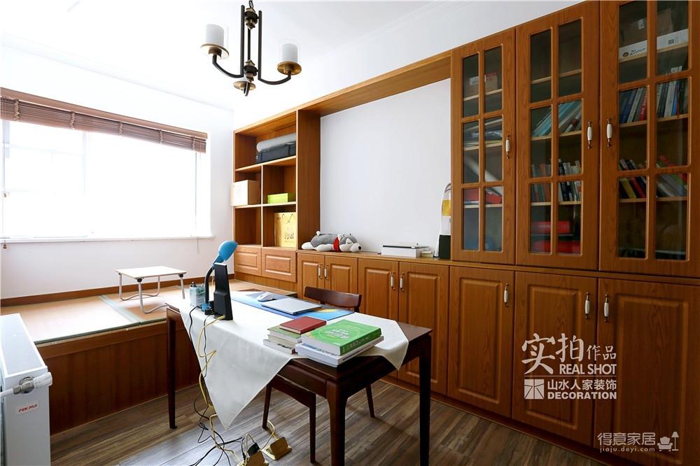 135平三室两厅中式