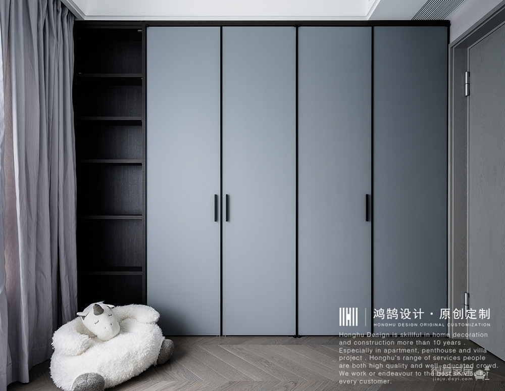 ◤灰°◢ | 150㎡ 现代 | 设计,给生活更多的宽容!
