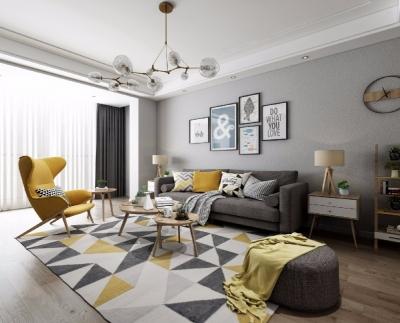 没有什么是最好的,根据不同人的需要,去设计最适合他们的居室,从而让他们得到一定的满足感。而他们的满足就是对我们最好的奖赏