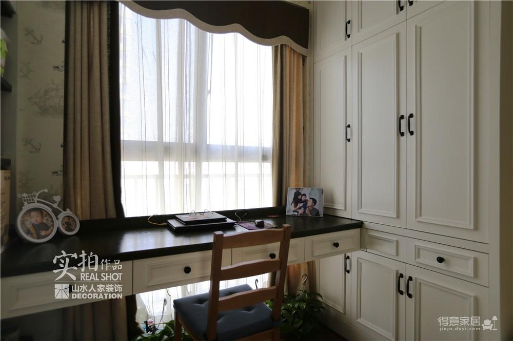 89平两室古典美式
