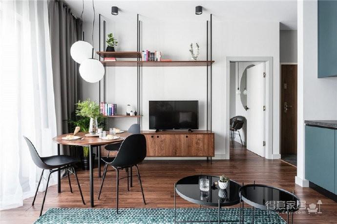 38平小户型装修,家,不在房子的大小,而是居住的品质图_2