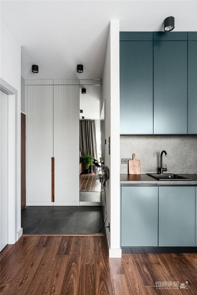 38平小户型装修,家,不在房子的大小,而是居住的品质图_3
