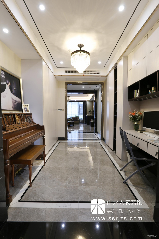 240平四室两厅后现代风格