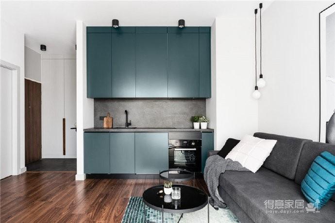 38平小户型装修,家,不在房子的大小,而是居住的品质