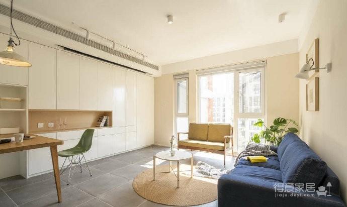 102平温馨恬淡之家,为父母提升了舒适居住的品质