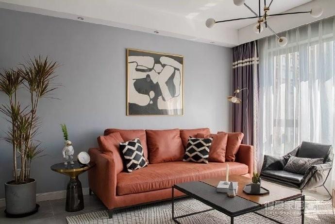 83㎡清新北欧风格家居装修设计,超爱! 