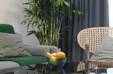 98㎡现代简约风格家居装修设计,温润又温馨之家! 图_7