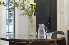 98㎡现代简约风格家居装修设计,温润又温馨之家! 图_4
