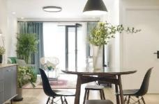 98㎡现代简约风格家居装修设计,温润又温馨之家! 图_9