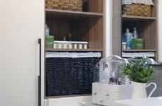 98㎡现代简约风格家居装修设计,温润又温馨之家! 图_5