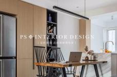 银湖翡翠-两居室原创案例设计分享图_8
