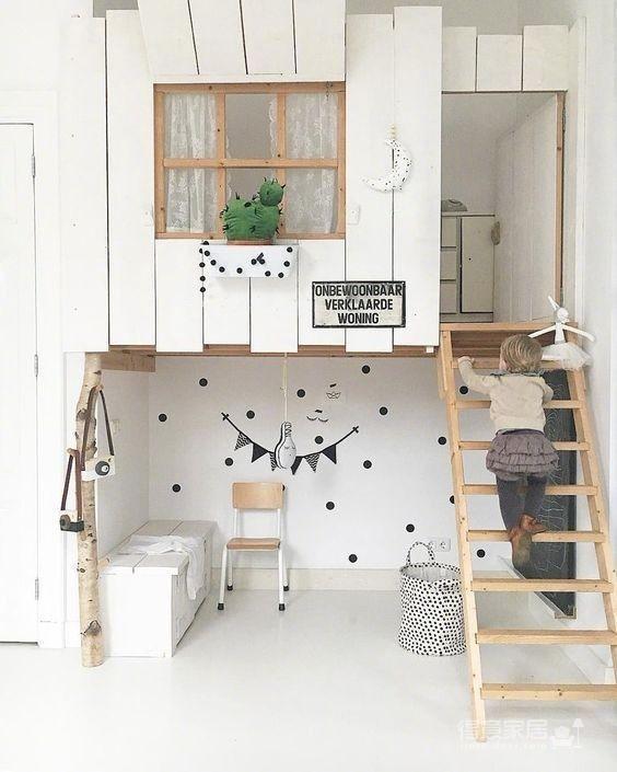 儿童空间设计细节,是真的棒图_6