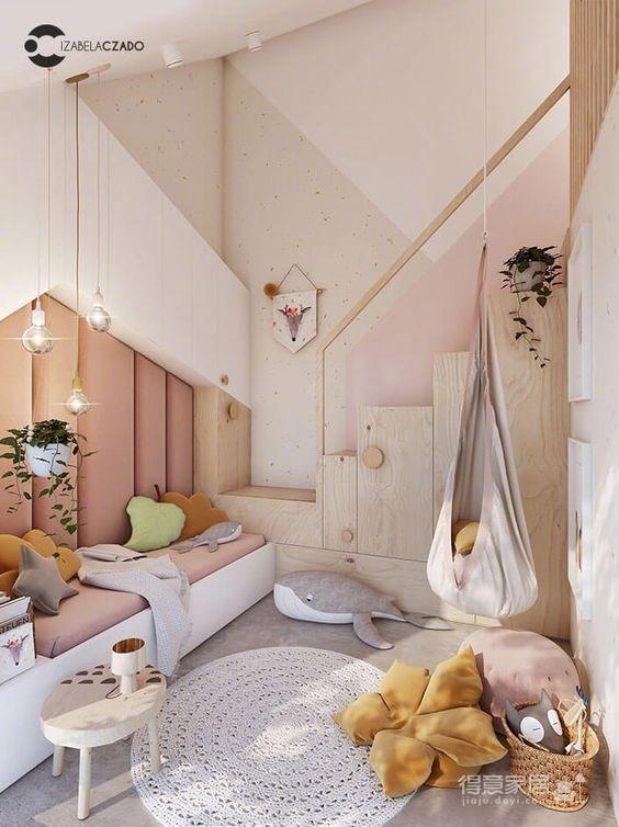 儿童空间设计细节,是真的棒图_2