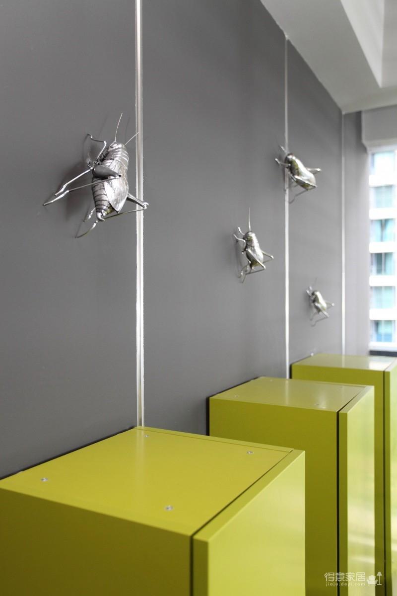120㎡两个客厅装饰风格截然不同,来看看有你喜欢的吗?