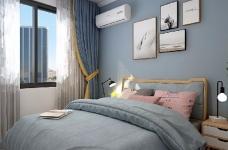 本案设计充分利用不规整的零碎空间,采用现代美式混搭风,呈现最合理舒适的环境图_4