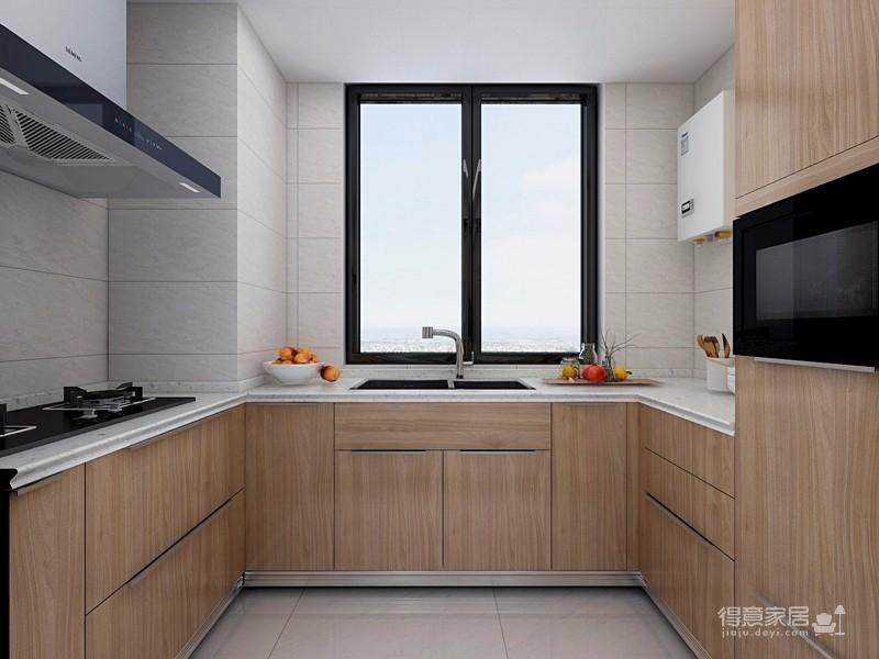 业主一家决定用北欧的简洁清爽开启崭新的生活。在简洁的空间里,通过巧妙地利用原始案例,营造出一个清爽舒适的氛围感图_6