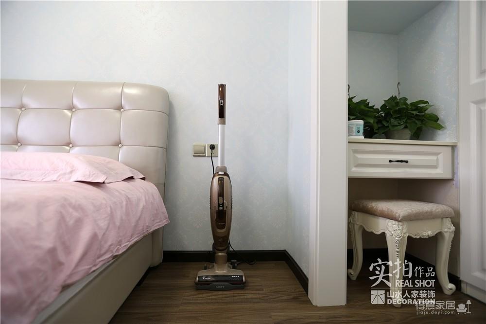 110平三室两厅简欧风格