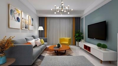 业主一家决定用北欧的简洁清爽开启崭新的生活。在简洁的空间里,通过巧妙地利用原始案例,营造出一个清爽舒适的氛围感