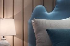超梦幻的卧室软装,超享受的休憩生活图_9