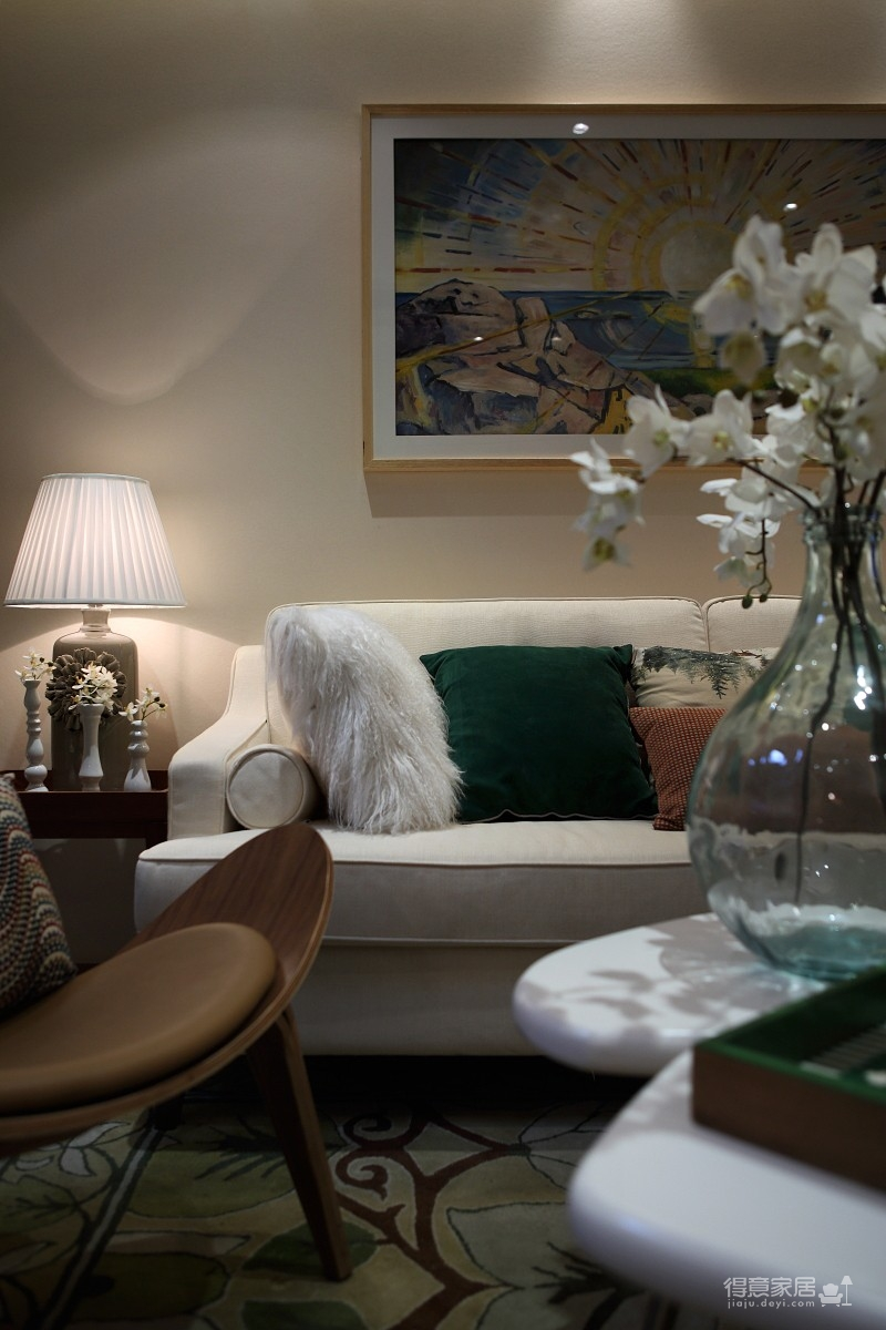 超梦幻的卧室软装,超享受的休憩生活图_5