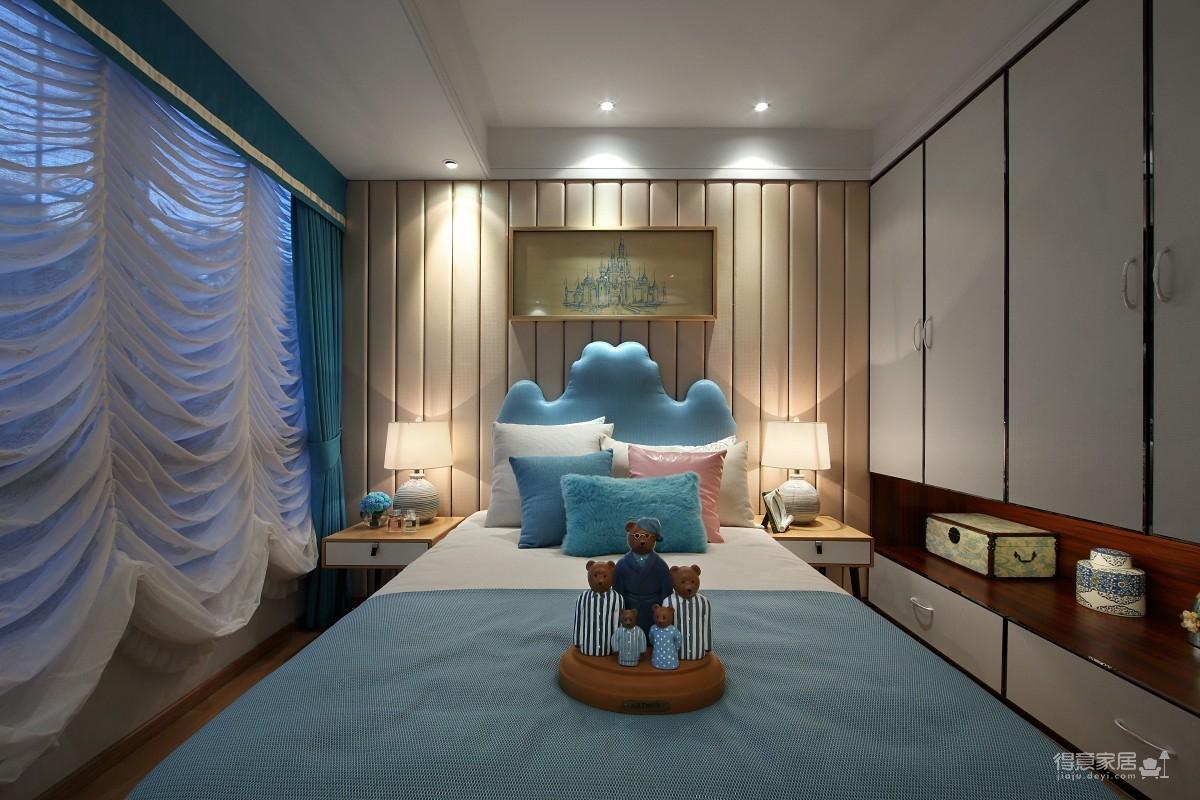 超梦幻的卧室软装,超享受的休憩生活图_6