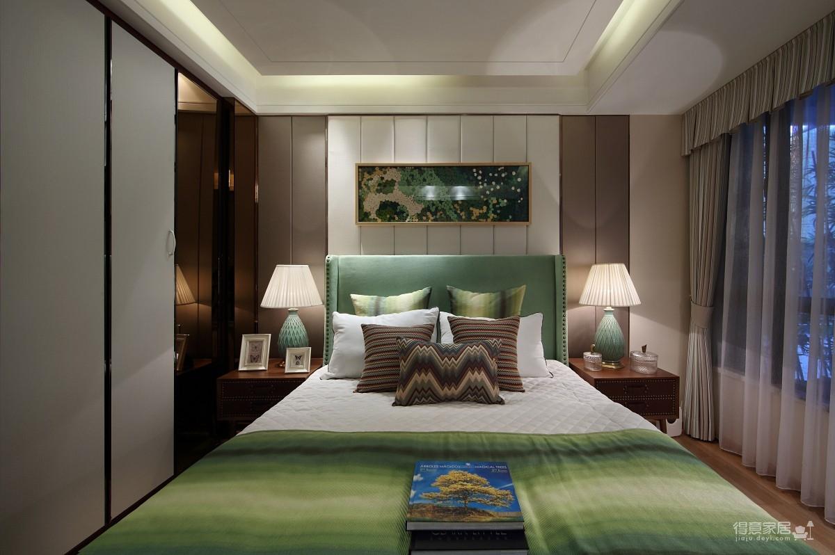 超梦幻的卧室软装,超享受的休憩生活图_23
