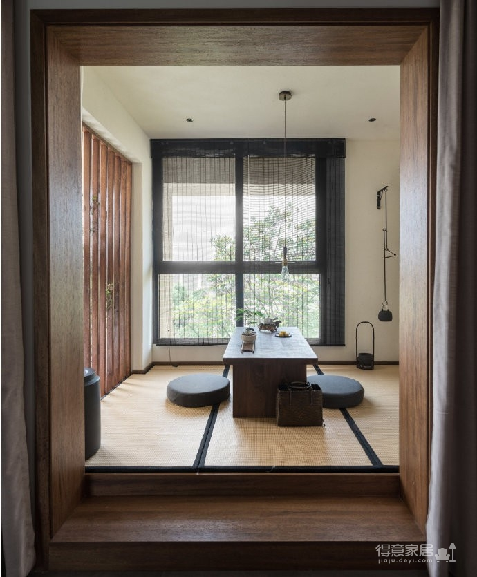 岁月安好静默如初,这里是恬拾。面积:130平米,户型:三居室,风格:混搭风图_4