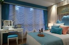 超梦幻的卧室软装,超享受的休憩生活图_7