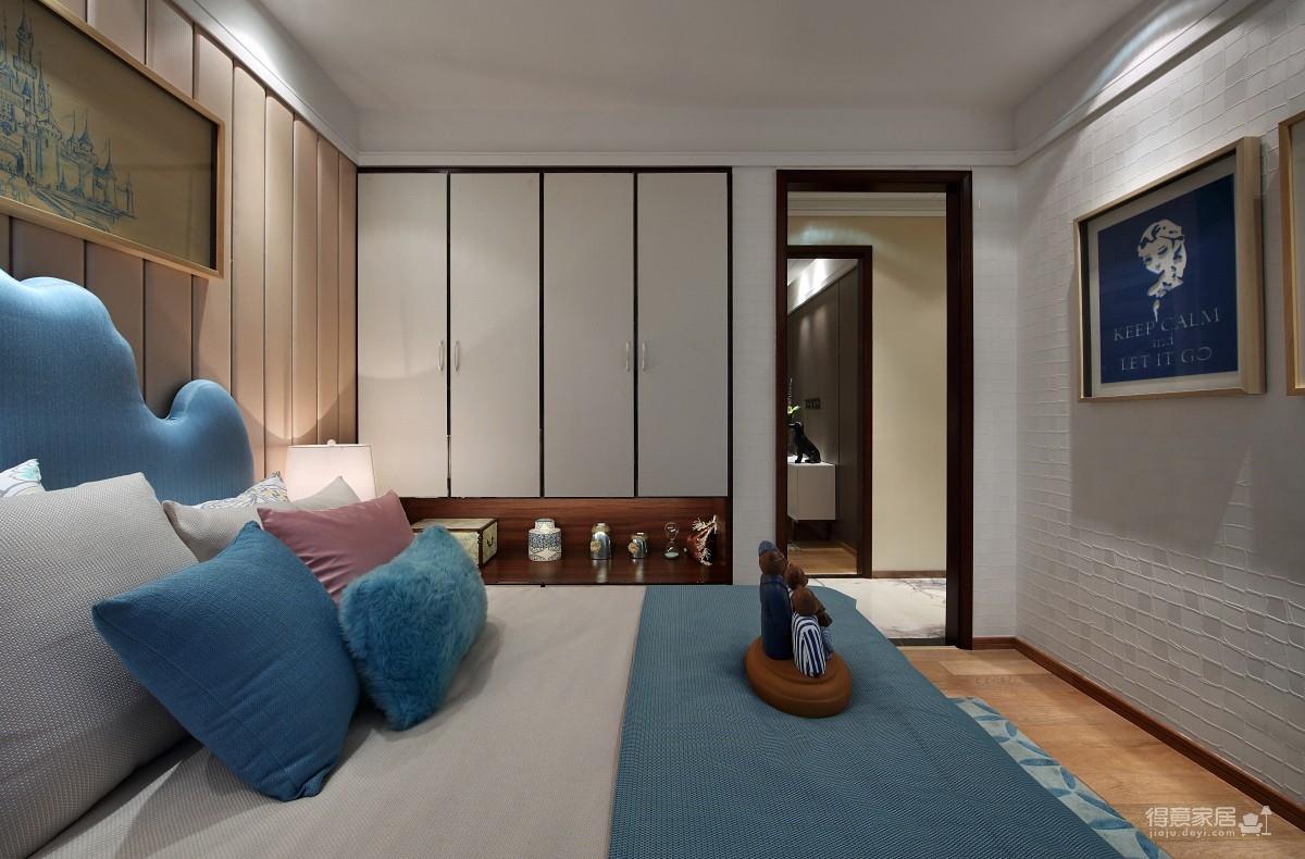 超梦幻的卧室软装,超享受的休憩生活图_8