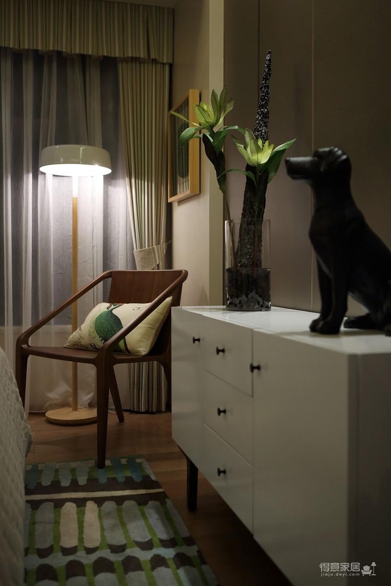 超梦幻的卧室软装,超享受的休憩生活图_20