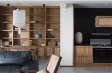 岁月安好静默如初,这里是恬拾。面积:130平米,户型:三居室,风格:混搭风图_5