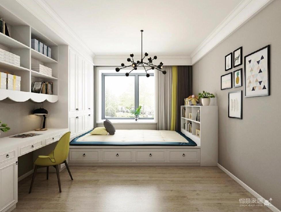 装修中极简便是让空间看上去非常简洁,大气。装饰的部位要少,但是在颜色和布局上,在装修材料的选择配搭上需要费很大的劲。