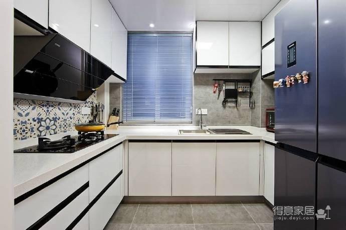 89㎡北欧风格家居装修设计,时尚简洁又不失温馨自然! 图_7