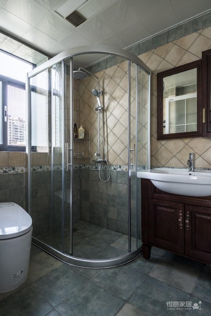 160m²简约美式,逃离城市回归家的本质。160平米美式四居室