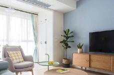 90㎡简约北欧风格家居装修设计,清新自然的室内氛围让人非常安静,很棒的住宅空间! 图_5